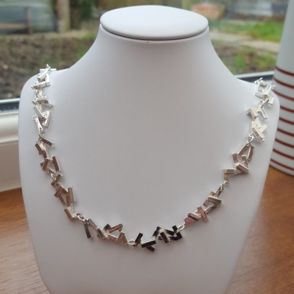 Tectonic full necklace