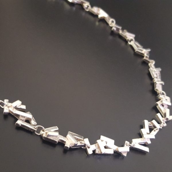 Tectonic necklace