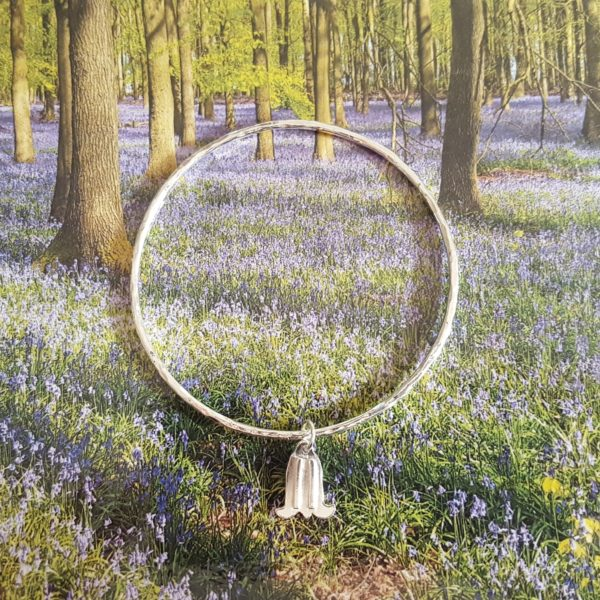 Bluebell bangle