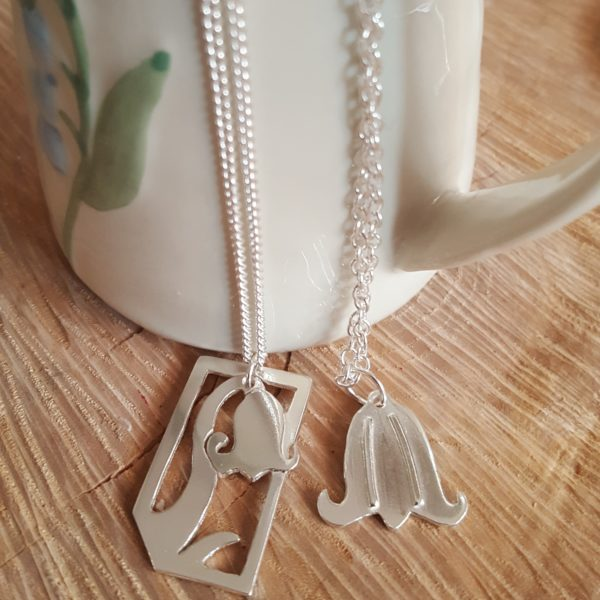 Bluebell jewellery