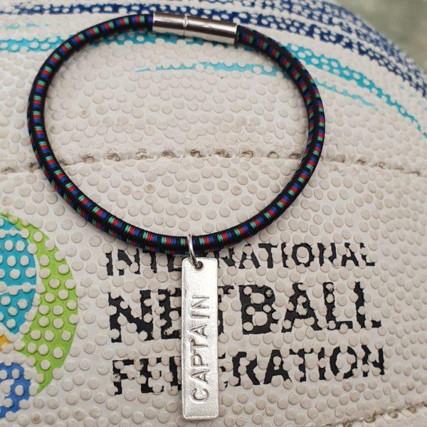 Netball jewellery