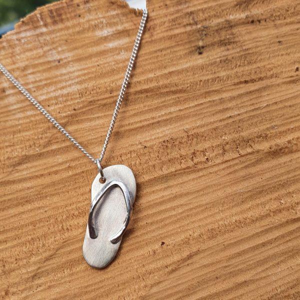 Flip Flop necklace