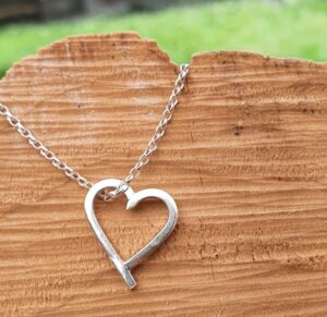 Heart pendant workshop